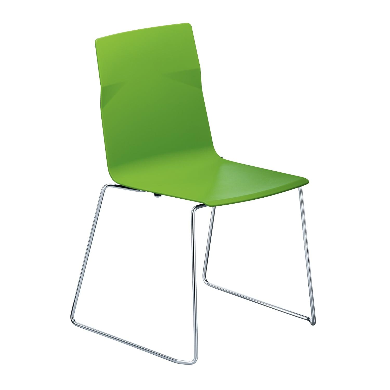 meet chair Grün, Kufen
