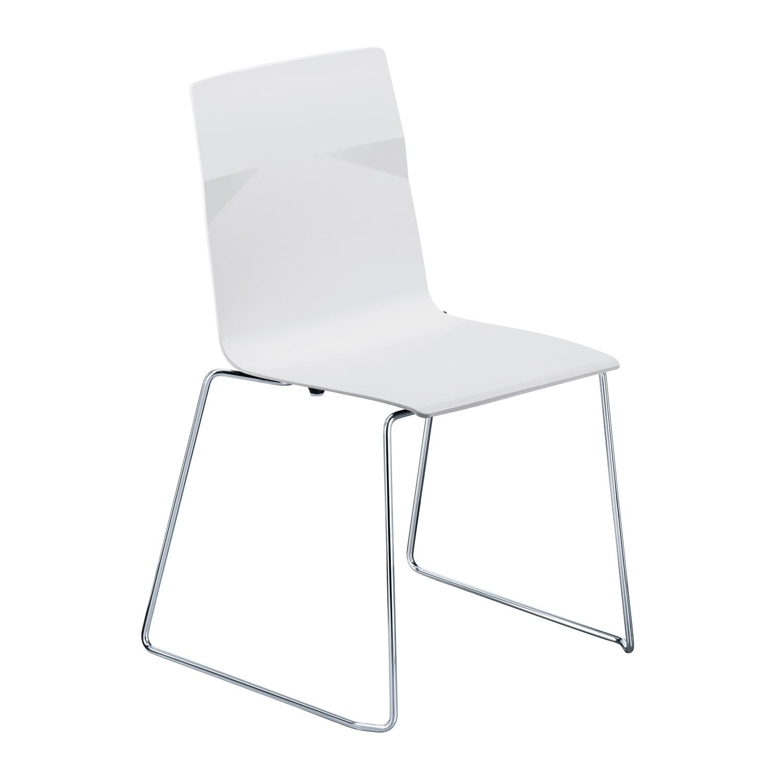 meet chair Weiß, Kufen