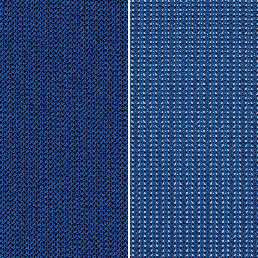 Atlantic Dunkelblau / Membran Blau M84